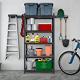 NewAge Bold Series 5 Tier 36'' (91cm) VersaShelf Storage Unit