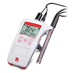Ohaus ST300 Portable pH Meter, 0.01 pH