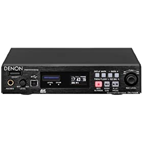 Denon DN-F450R Solid-State Audio Player and Recorder