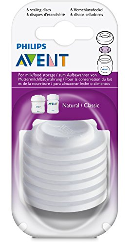 Philips AVENT BPA Free Classic Bottle Sealing Discs (Philip Baby Food compare prices)