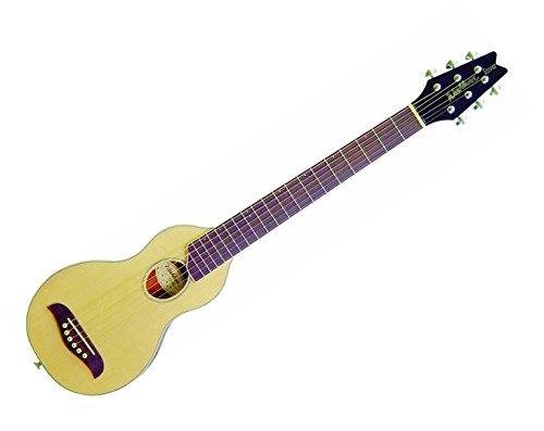 Washburn Rover Travel Acoustic Guitar - Natural