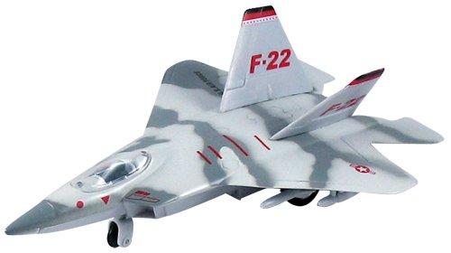 F-22 Raptor - Silver Camo