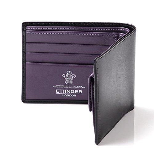 (エッティンガー) ETTINGER 2つ折り財布[小銭入れ付き] ロイヤルコレクション [並行輸入品]