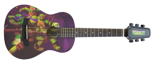 Peavey Teenage Mutant Ninja Turtles Peavey 1/2 Size Acoustic Guitar