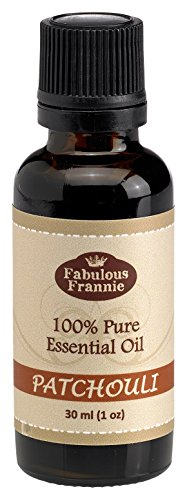 Patchouli 100% Pure, Undiluted Essential Oil Therapeutic Grade - 30 ml. Great for Aromatherapy!