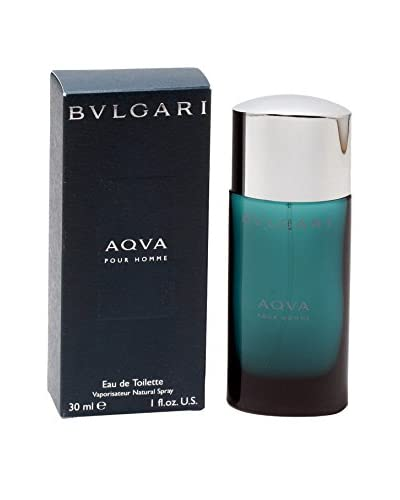 Bulgari Men's Bulgari Aqua Pour Homme Eau de Toilette Spray, 1 fl. oz.