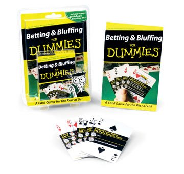 Betting and Bluffing for Dummies by Unknown