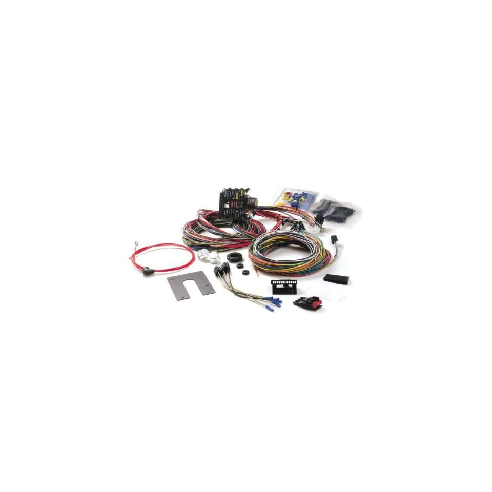 painless wiring complete harness kit on popscreen. Black Bedroom Furniture Sets. Home Design Ideas