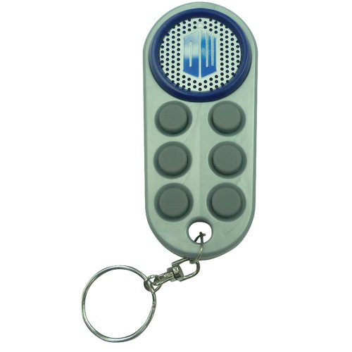 Doctor Who Electronic Key Ring Fob