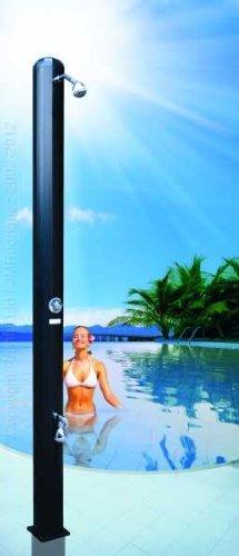 XL Solar Pool Shower, 9.2gal, modular (Shower Modular compare prices)
