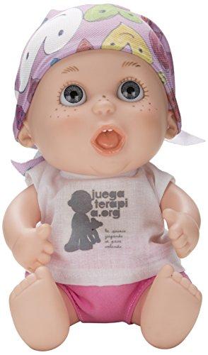 Juegaterapia - Muñeco Baby Pelón Rossy de Palma (Berjuán 0144)