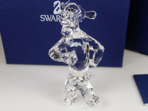 edbf1a465 Swarovski Crystal Disney Winnie The Pooh Friends Collection, Tigger,  Collectible