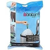 Brabantia Müllbeutel-Spenderpackung, 30 Liter, 40 Stück