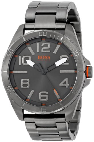 Hugo Boss Orange Men's Black PVD Berlin Watch 1512999