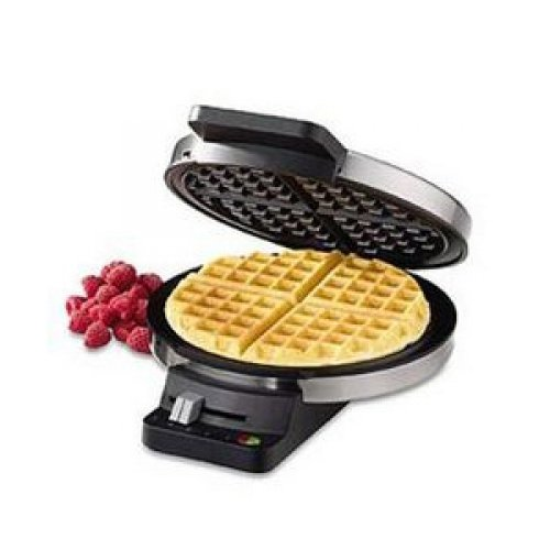 Conair Wmr-Ca / Round Classic Waffle Maker front-615901