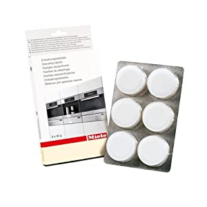 Descaling Tablets (Packet of 6), 12 Tablets from Miele