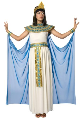 Toy Island Girls Adult Cleopatra Costume, X-Large/Size 18-22