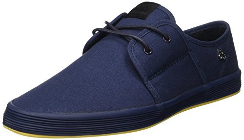 base-london-spam-2-sneakers-basses-homme-bleu-navy-on-navy-42-eu-8-uk