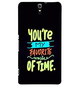 PRINTSHOPPII LOVE QUOTES Back Case Cover for Sony Xperia C5 Ultra Dual::Sony Xperia C5 E5553 E5506::Sony Xperia C5 Ultra