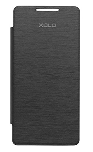 YGS Flip Case Cover for Xolo 500s Lite - Black  available at amazon for Rs.199