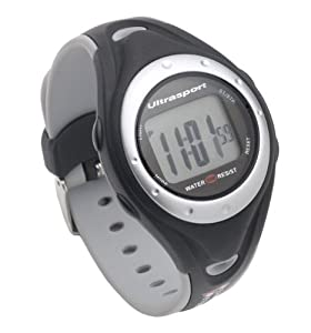 Ultrasport Heart Rate Monitor with Chest Strap