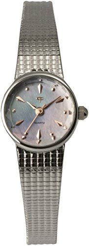 [コントン]CONTENT 腕時計 CT-10・SV レディース