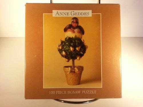 1997 Anne Geddes Jigsaw Puzzle (1510-10) - 100 pieces