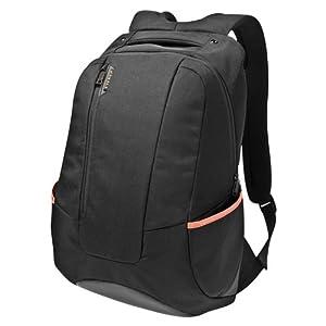 Everki Swift Light Laptop Backpack, Fits up to 17-Inch (EKP116NBK)