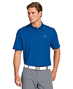 Under Armour Men's UA Performance Polo Large SCATTER