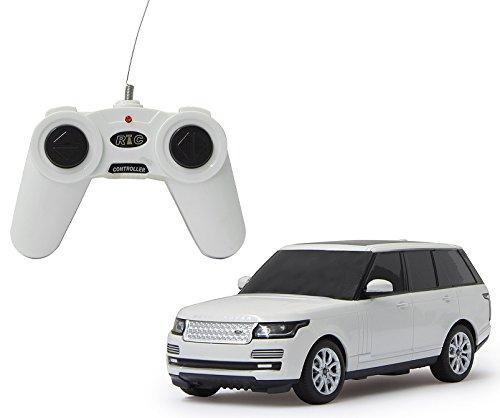 RC Range Rover 2013 Modell – ferngesteuert inkl. Fernbedienung – RTR (wählen Sie den Maßstab) (1:24 – weiß) günstig kaufen