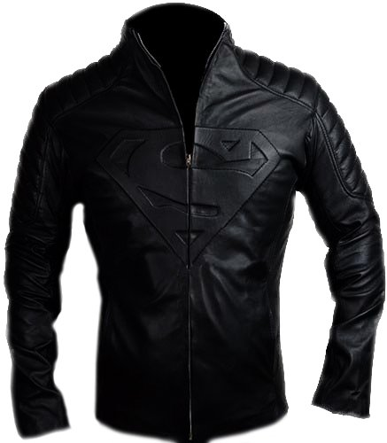 Clara Leather Jackets - Giacca - Uomo, Nero, Piccolo