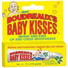 BOUDREAUX'S BABY KISS LIP BALM Size: 10 GM