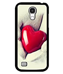 printtech Soft Heart Hands Back Case Cover for Samsung Galaxy S4 Mini::Samsung Galaxy S4 Mini i9190