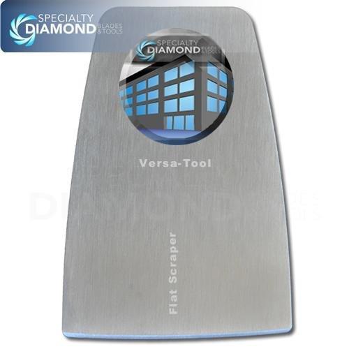Versa-Tool Flexible Universal Oscillating Knife Edge Scraping Spatula