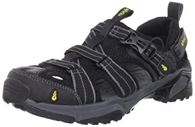 Ahnu Men's Reyes III Sandal,Black,11 M US
