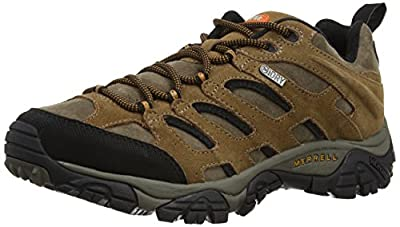 Merrell Moab Leather Waterproof, Men's Low Rise Hiking Shoes