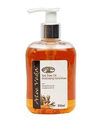 Aloe Veda Handwash - Tea Tree and Cedarwood Oil, 250ml