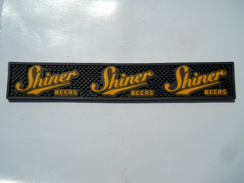 Shiner Bock Proffesional Series Bar Mat (Shiner Bock Merchandise compare prices)