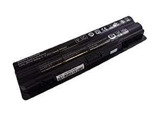 Laptop Battery For Dell XPS L401x L501x L502x L701x XPS L701x 3D XPS L702x Series (6 cell, 4400 mAh), Compatible Part Number: JWPHF R795X WHXY3