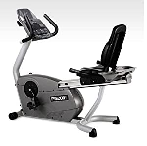 Amazon.com: Precor C846 Recumbent Bike: Sports & Outdoors