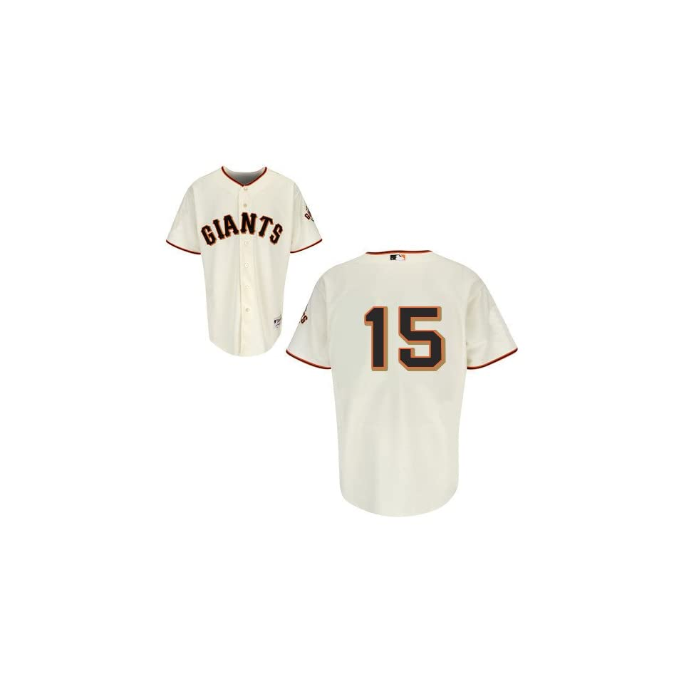 Bruce Bochy San Francisco Giants Authentic Home Jersey by