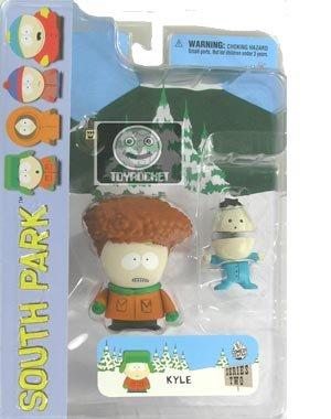45e7d97127 South park toys: Mezco Toyz South Park Series 2 Action Figure Kyle ...