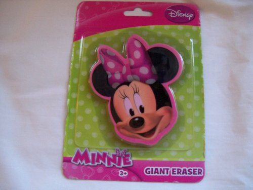 Disney Minnie Mouse Giant Eraser
