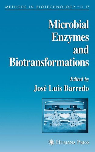 Microbial Enzymes and Biotransformations (Methods in Biotechnology)