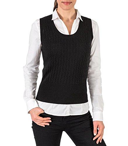 Wool Overs Women's Cashmere & Merino Tank Top