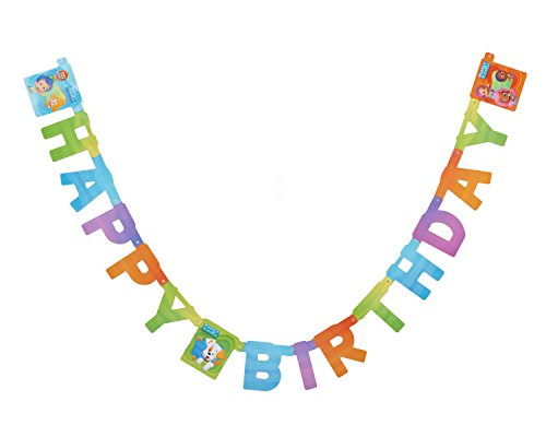 Bubble Guppies Birthday Party Banner, Party Supplies - 1