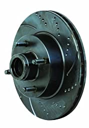 EBC Brakes GD240 3GD Series Dimpled and Slotted Sport Rotor