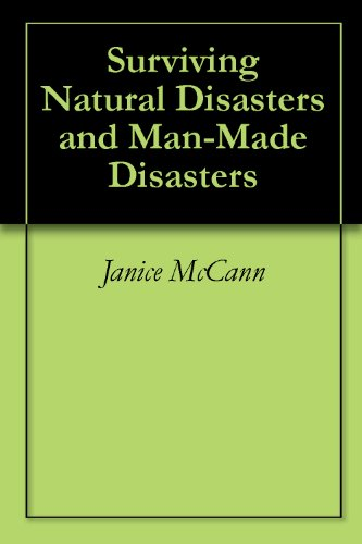 an essay on man made disasters and natural calamities