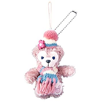 Duffy Goods ShellieMay Plush Mascot Strap Key Chain Tokyo Disney Sea Limited