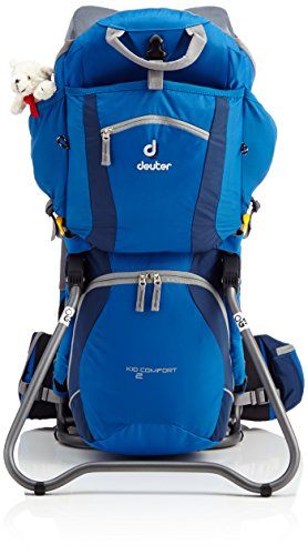 Deuter-Unisex-Kindertrage-Kid-Comfort-2-Ocean-Midnight-72-x-43-x-34-cm-16-Liter-3651430330